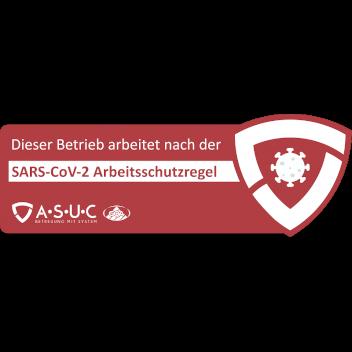 ASUC-Qualitätssiegel